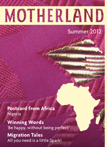 Motherland Magazine Summer 2012